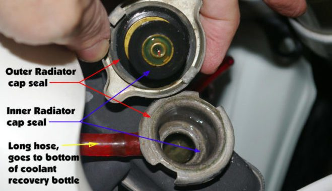 Bad Radiator Cap - A Cheap Fix For A Potential Disaster