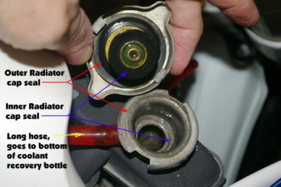Bad Radiator Cap