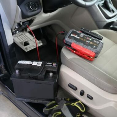 Car Battery Disconnect Memory Kit