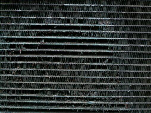 Car Radiator Fins Image