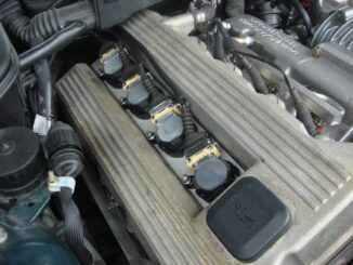 Coil On Plug Ignition System (COP) - Function - Failure - Diagnosis