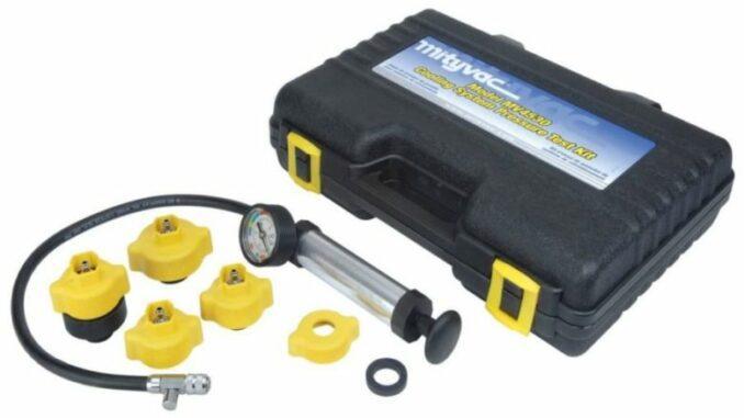 Coolant System Tester