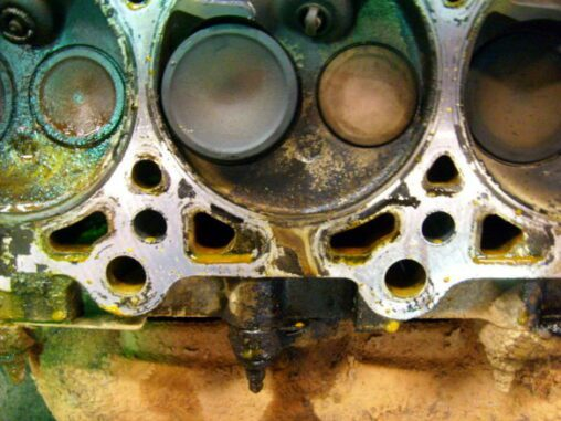Blown Head Gasket - Head Gaskets May Fail In Several Different Ways