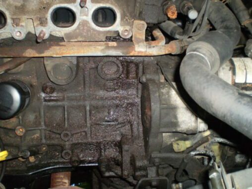 Cylinder Head Gasket Leaks