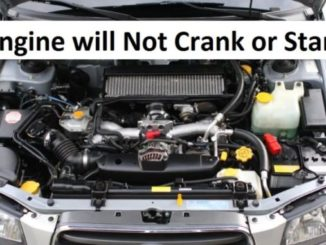 Why Is Your Engine Not Cranking Over - What To Check And Why