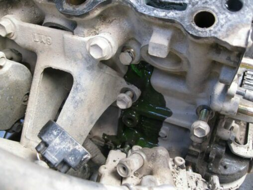 External Engine Coolant Leaks