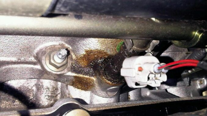 Injector Leaking