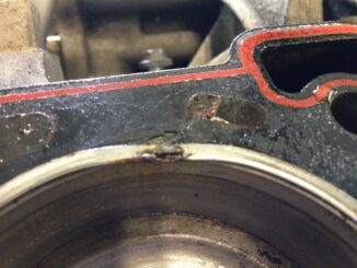 Head Gasket Leak - Engine Overheating Is Often The First Sign Of Trouble