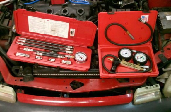 Cylinder Leak Down Test Findings - What Are The Results Telling You