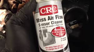 Mass Air Flow Sensor (MAF) Cleaner