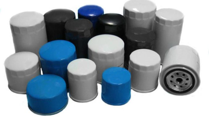 Oil Filter - A Dirty Oil Filter Will Obstruct The Flow Of Clean Oil
