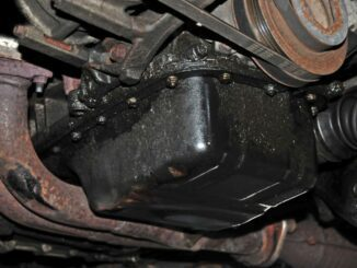 Rear Engine Oil Leaks - Finding The Real Location Of The Leak