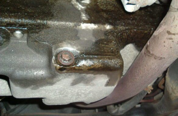 Oil Pan Gasket Leak - Diagnosing And Confirming The Leak