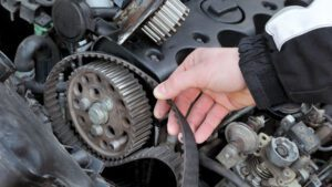 Remove Timing Belt
