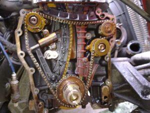Engine Rattling Noise