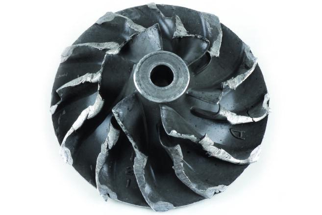 Turbocharger Damage