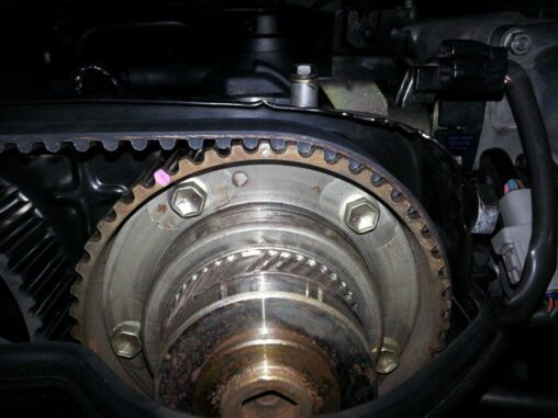 (VVT) - Variable Valve Timing