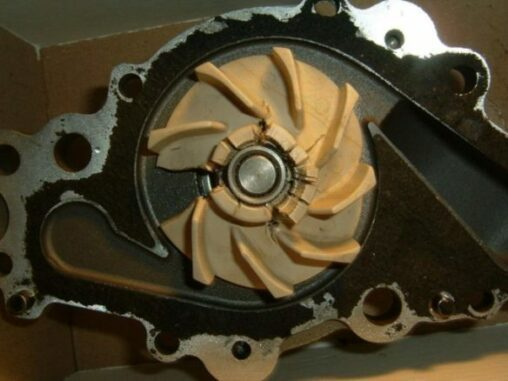 Water Pump - Pushes Coolant Through The Car's Engine Block