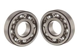 Bearings Run On Shaft