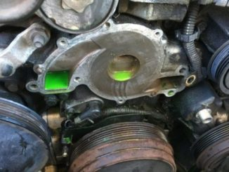 Water Pump Failure - What Are The Common Failure Warning Signs