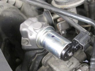 Idle Air Control Valve (IAC) - Function - Failure Symptoms - Testing