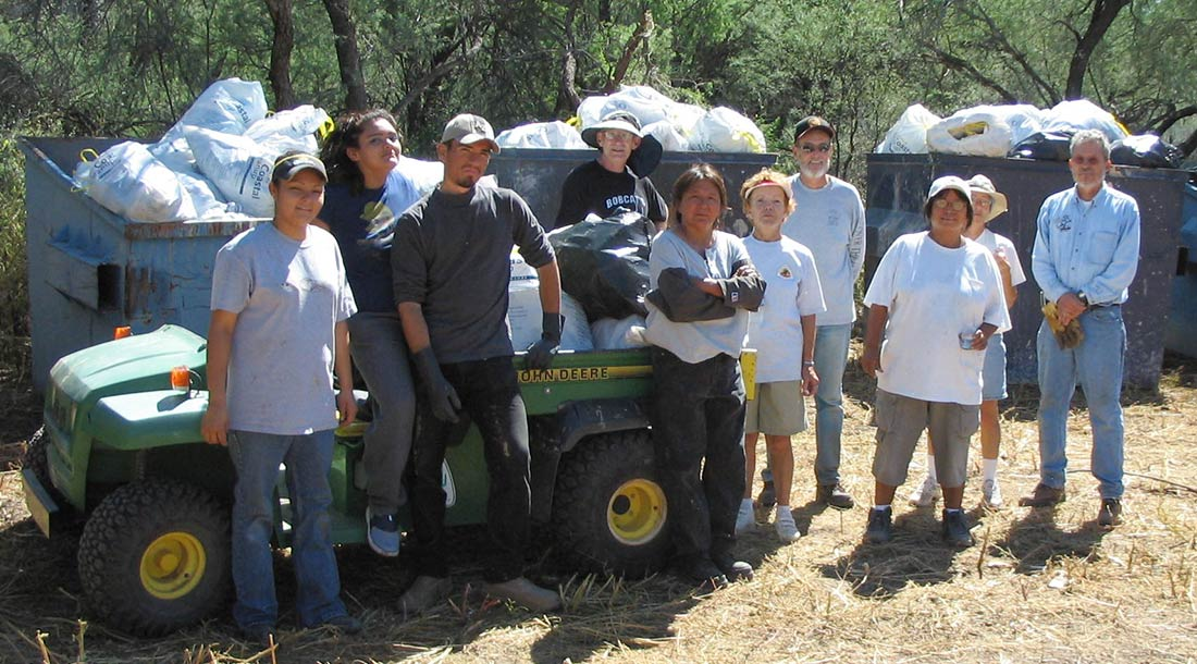 Composting Toilet Project, Nogales, Mexico