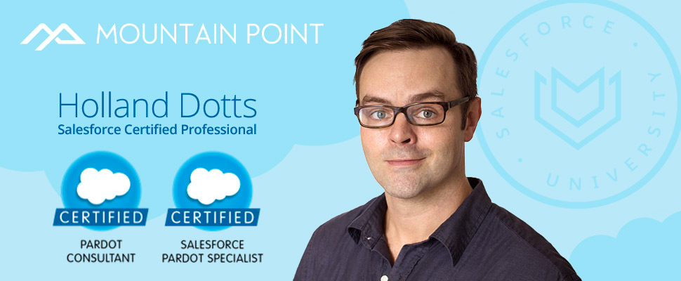 Mountain Point - Pardot Certifications