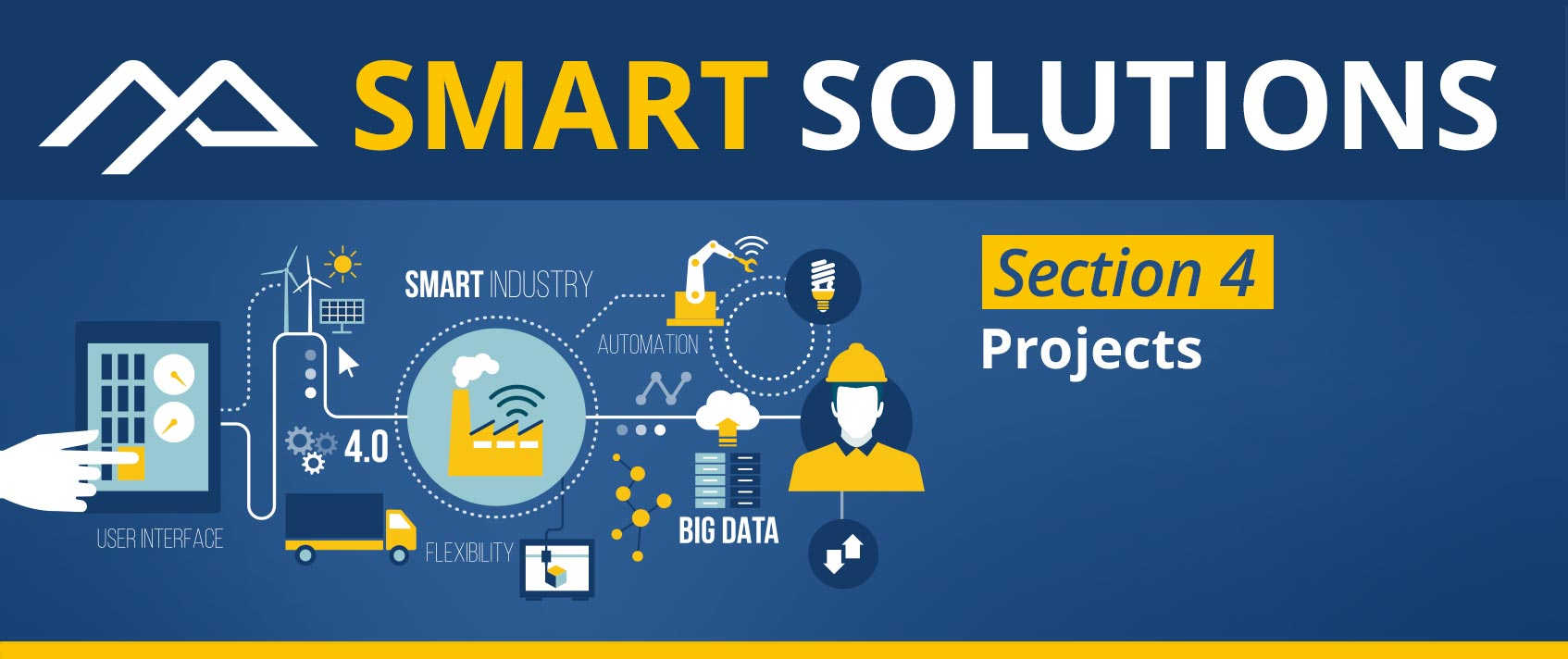 Smart Solutions - Projects