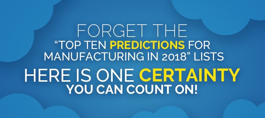 2018-IDC-Manufacturing Predictions