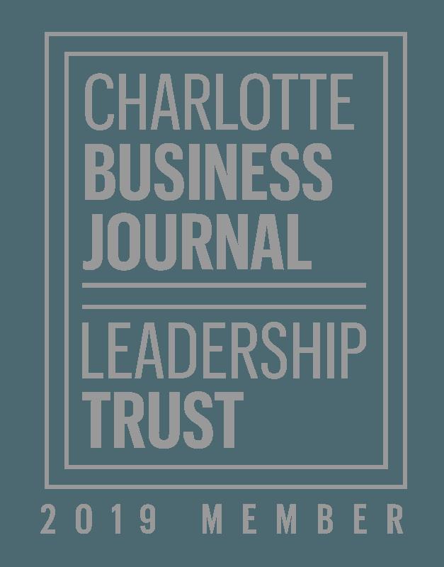 Charlotte Business Journal - Leadership Trust - 2019 Member