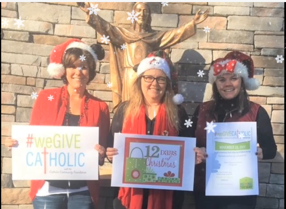 Giving Tuesday on December 3