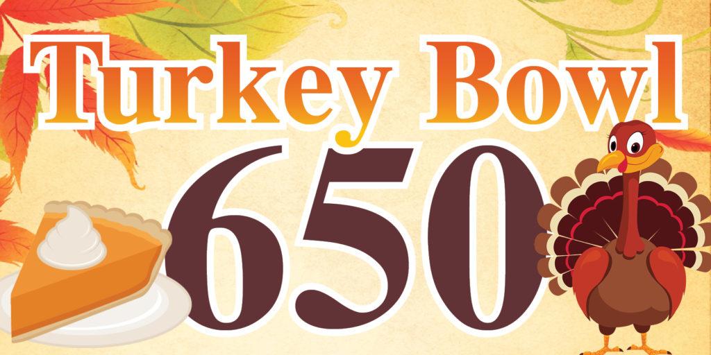 Turkey Bowl 650: Collection November 16-17