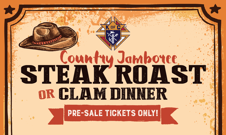 Steak, Clams & Country Line Dancing: September 21