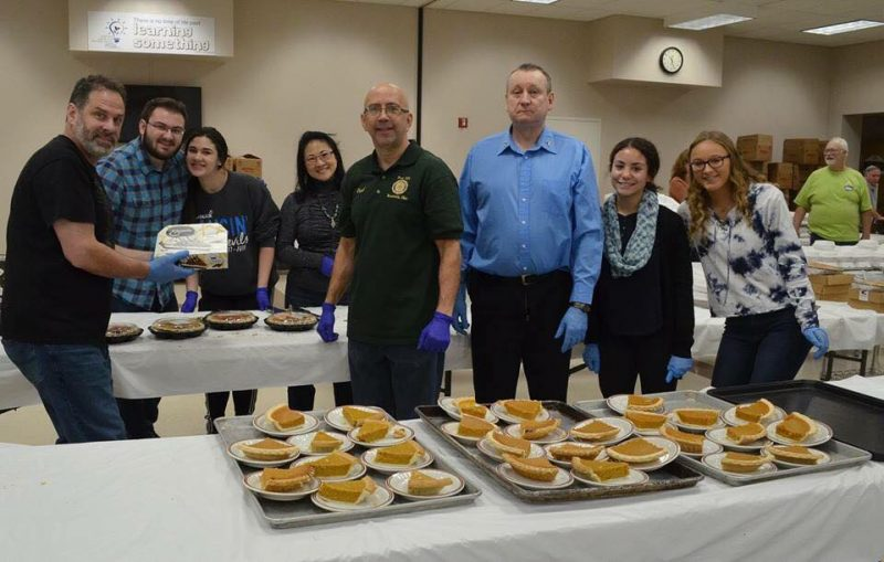 Thanksgiving Community Meal Volunteer