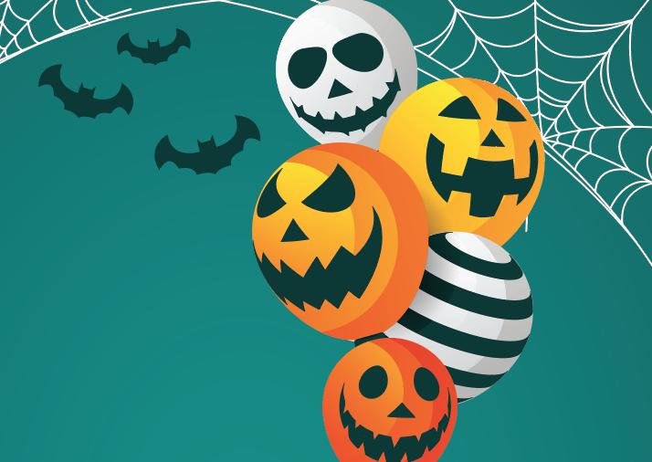 Halloween Party! October 27