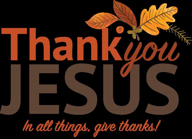 Thank You Jesus