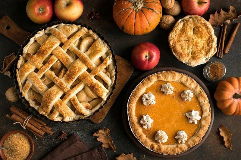 Thanksgiving Pie Fundraiser