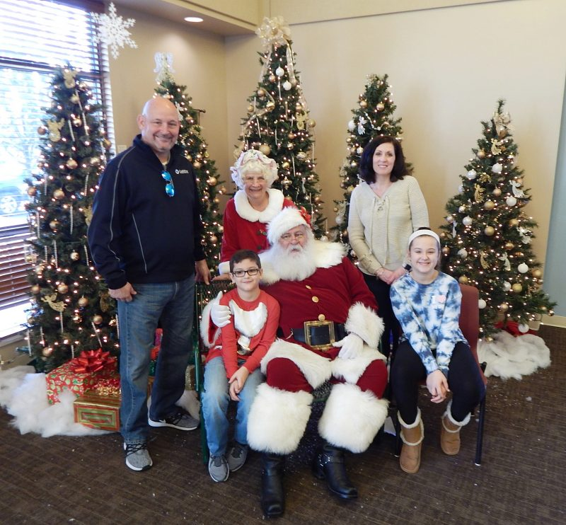Breakfast with St. Nick, Saint Ambrose & Friends: December 8