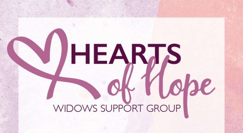 Hearts of Hope, Widows Support Group: December 10