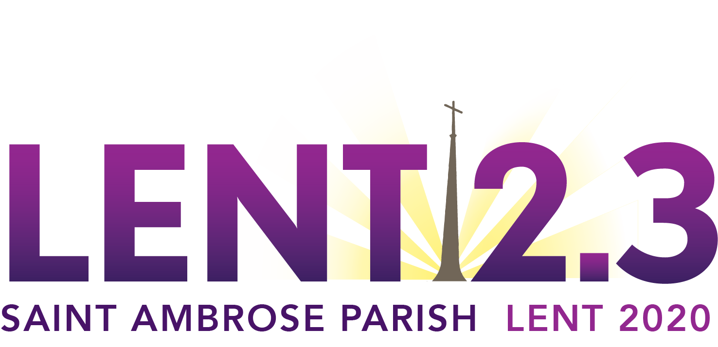 Lent 2.3 Small Faith Groups