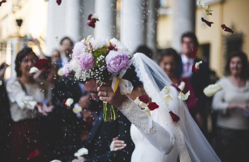 Congratulations Newlyweds!