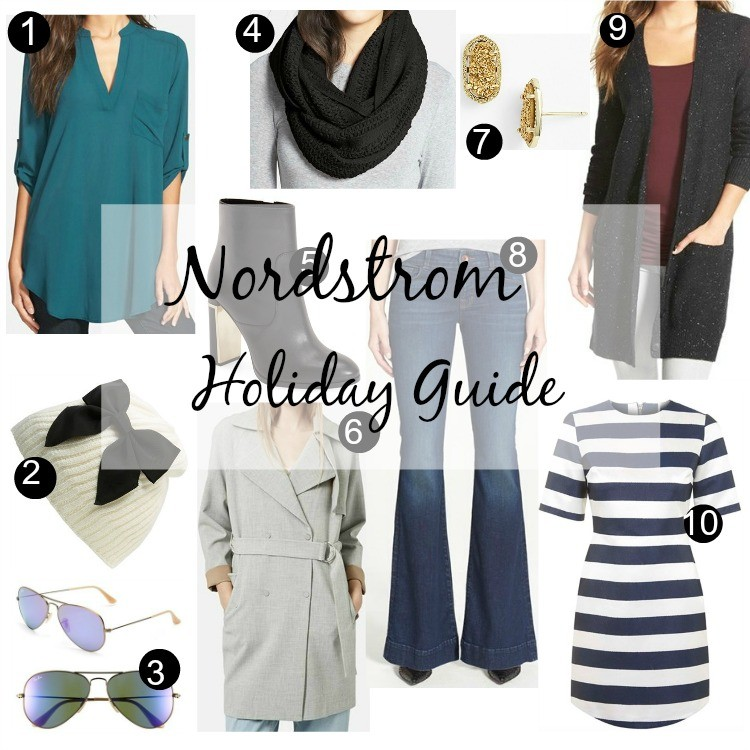 Nordstrom Holiday Shopping Guide for Black Friday