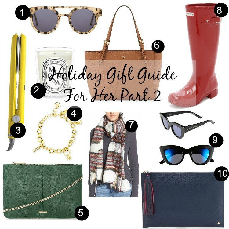 Holiday Gift Guide For Her Part 2