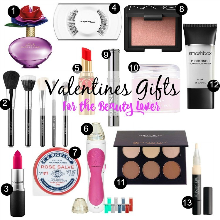 Valentine's Gift Guide for the Beauty Lover