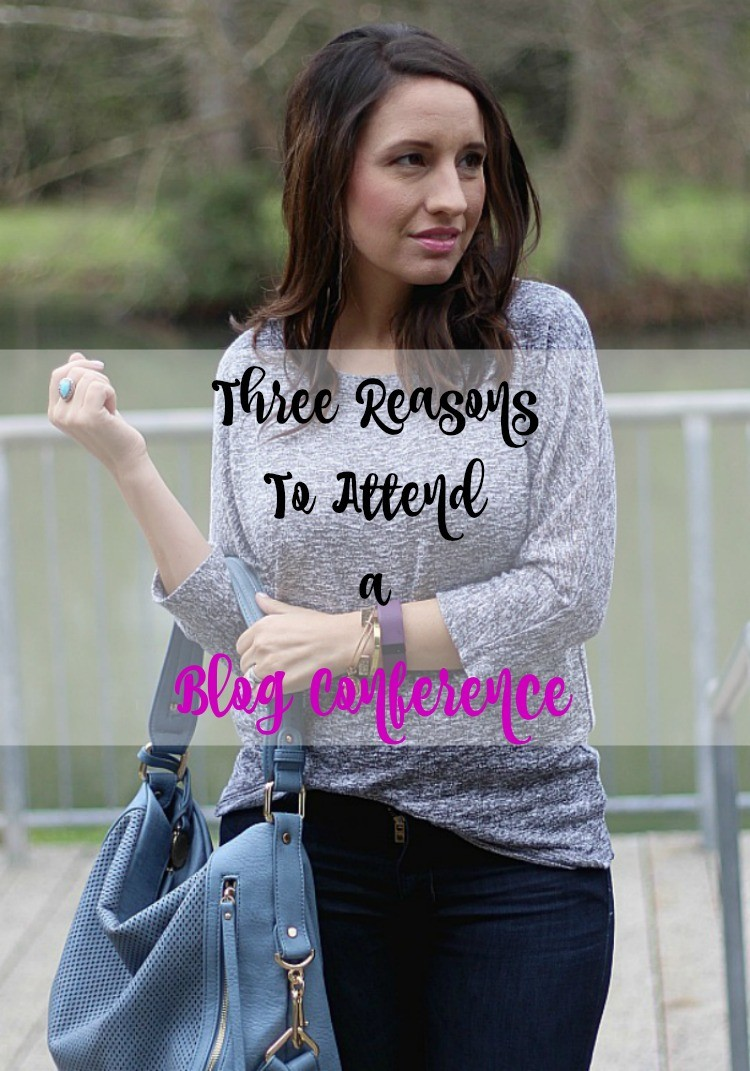Three Reasons To Attend A Blog Conference, Pretty In Her Pearls, Houston Blogger