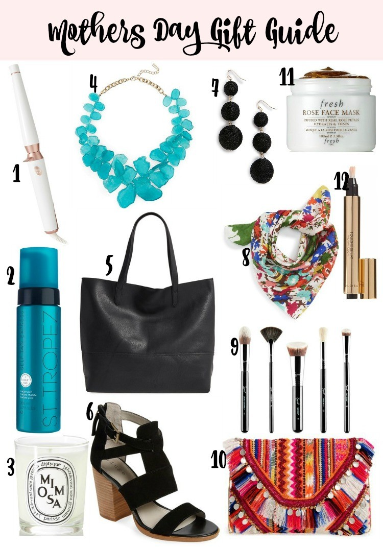 Mothers Day Gift Guide 2017, Gift Guide, Pretty In Her Pearls, Houston Blogger