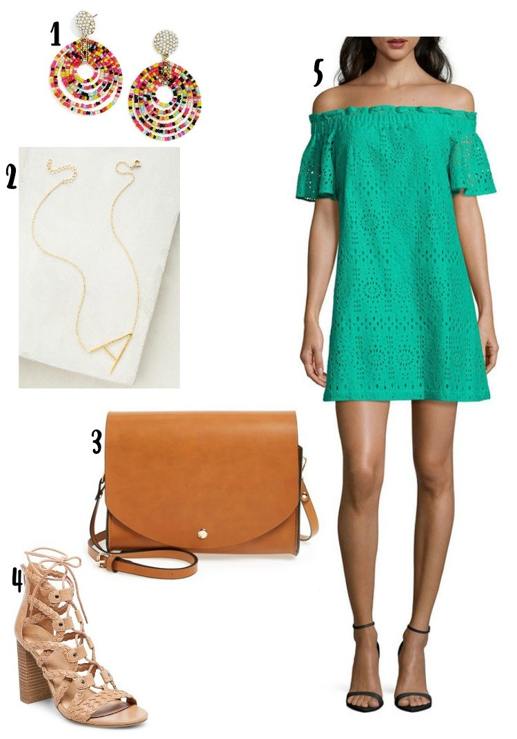 Mother's Day Outfit by Pretty In Her Pearls, Houston Blogger