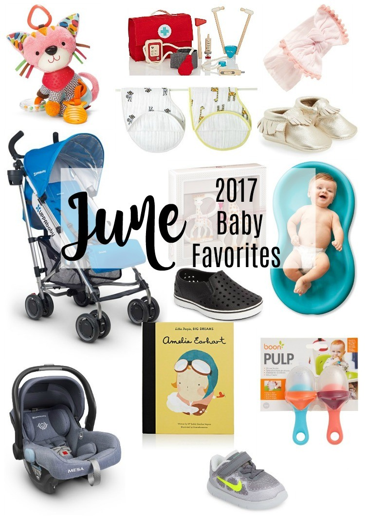 June Baby Favorites 2017, Pretty In Her Pearls, Houston Blogger