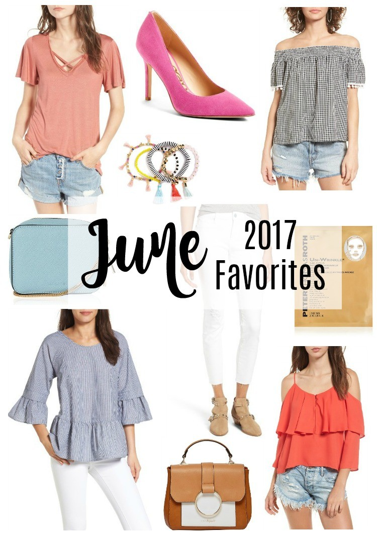 une Favorites 2017, Pretty In Her Pearls, Houston Blogger