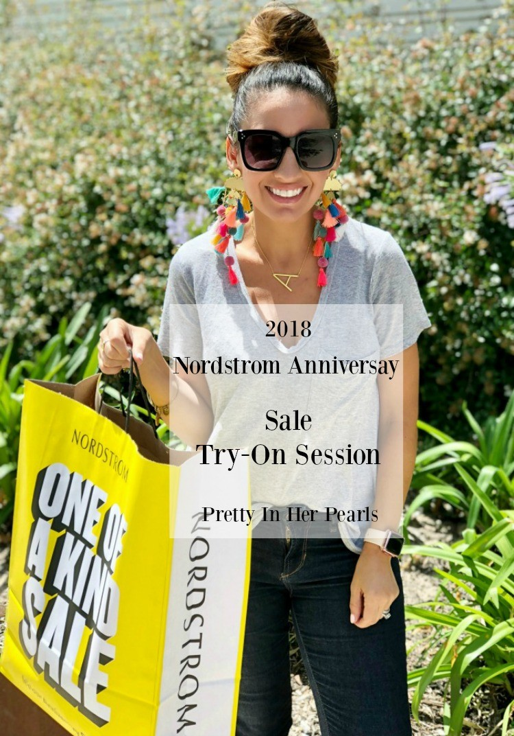Nordstrom Anniversary Sale Try-On Session Round up